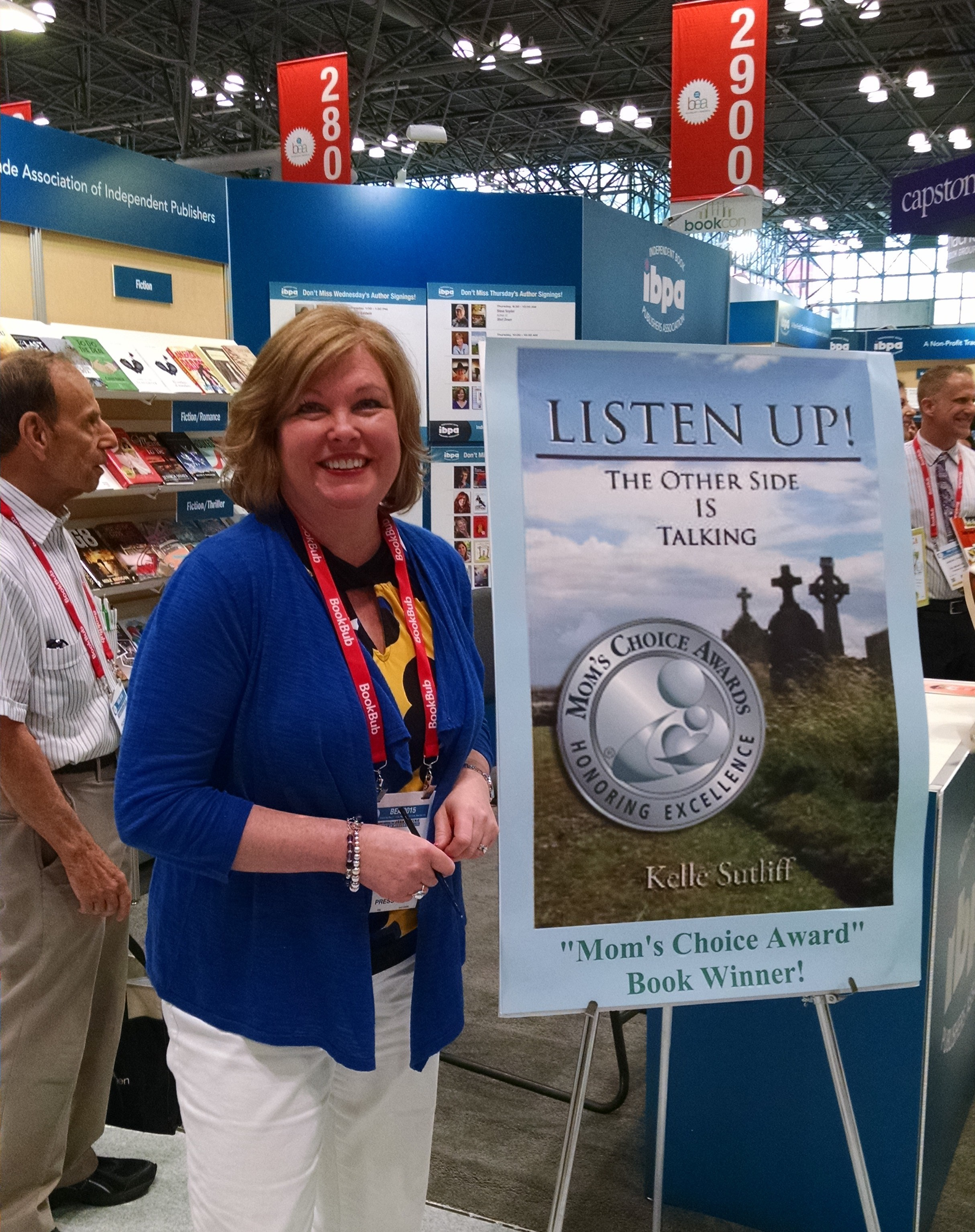Author Kelle Sutliff Receives Mom's Choice Book Award