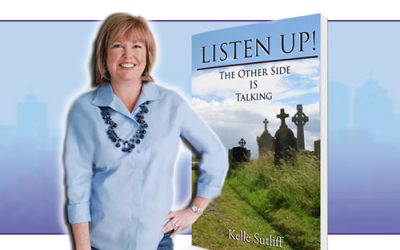 Kelle Sutliff Releases New Book Listen UP! The Other Side Is Talking