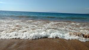 Ocean off Maui