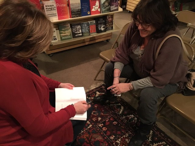 Psychic Medium Kelle Book Signing at Andover Bookstore