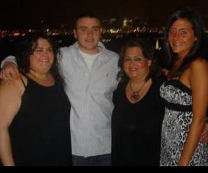 Kellie, Michael, JoAnn, Michelle
