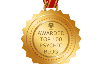 Psychic Medium Kelle Sutliff Awarded Top 100 Psychic Blogs and Websites by Psychic Mediums