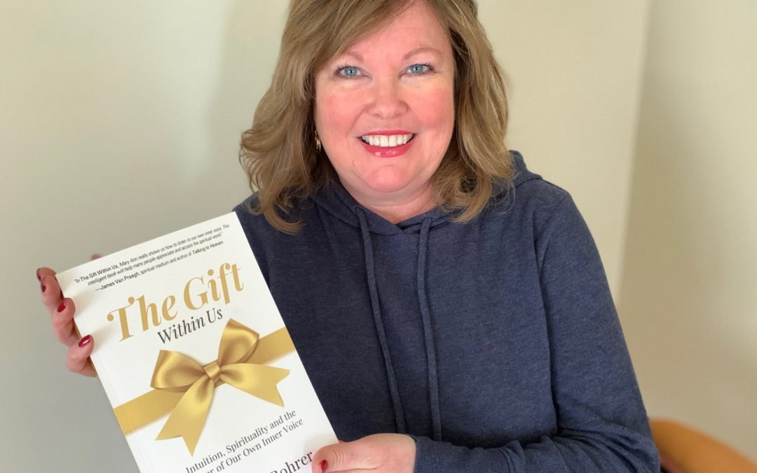 Psychic Medium Kelle Sutliff Profiled In New Non-Fiction Book The Gift Within Us: Intuition, Spirituality And The Power Of Our Own Inner Voice