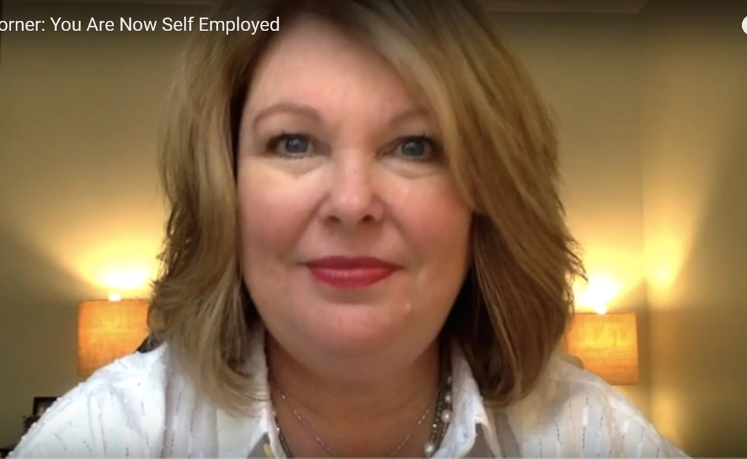 Kel's Korner: You Are Now Self Employed